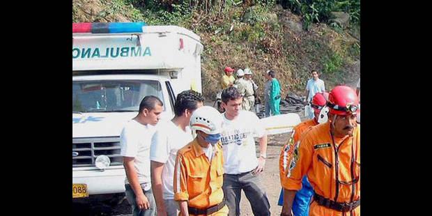 Coup de grisou en Colombie: cinq mineurs tués, 16 pris au piège - La DH