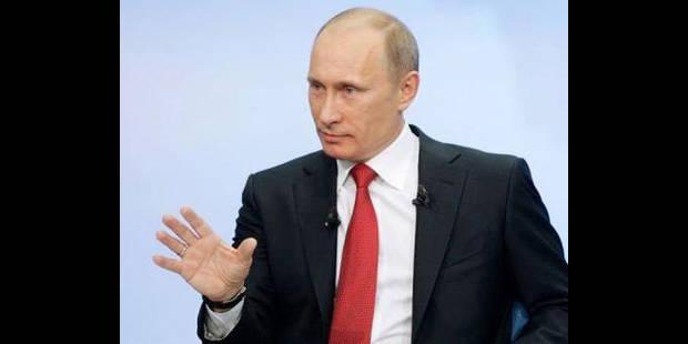 Poutine va ? châtier?   les coupables - La DH
