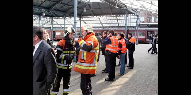 Accident de train à Pepinster: ouverture d'une enquête - La DH