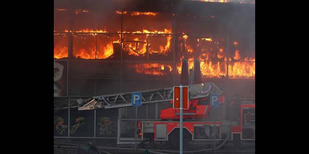 Les pompiers montois en deuil - La DH