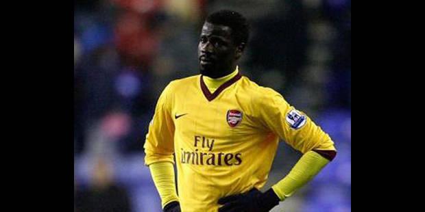 Arsenal : Eboué prolonge - La DH