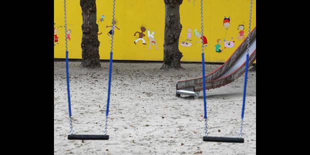 Une fillette de 9 ans violée sur une plaine de jeux à Lebbeke - La DH