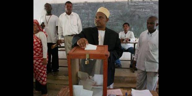 Les Comoriens votent dans le calme pour élire un nouveau président - La DH