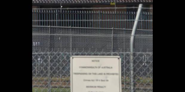 Un Belge s'évade d'un centre de détention pour immigrés en Australie - La DH