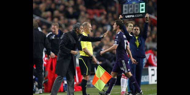 José Mourinho suspendu un match en Ligue des champions - La DH