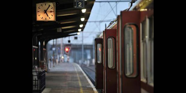 SNCB: Nouveau plan de transport annoncé pour le 8 décembre 2013 - La DH