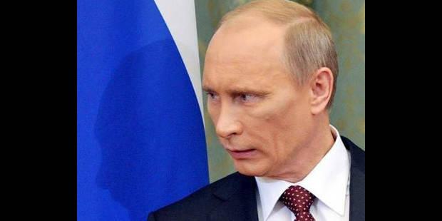 """WikiLeaks: Poutine est le """"mâle dominant"""", pour des diplomates US - La DH"""