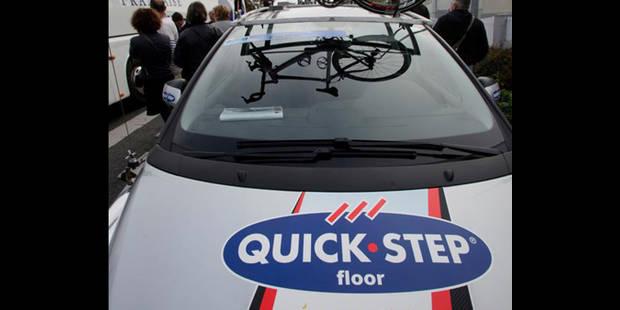QuickStep reçoit sa licence ProTour pour 2011 - La DH