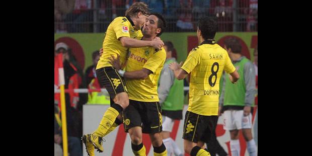 Allemagne: Dortmund punit et détrône Mayence - La DH