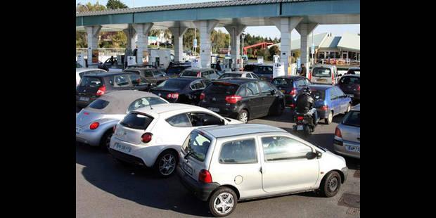 Toussaint : embouteillages en vue - La DH