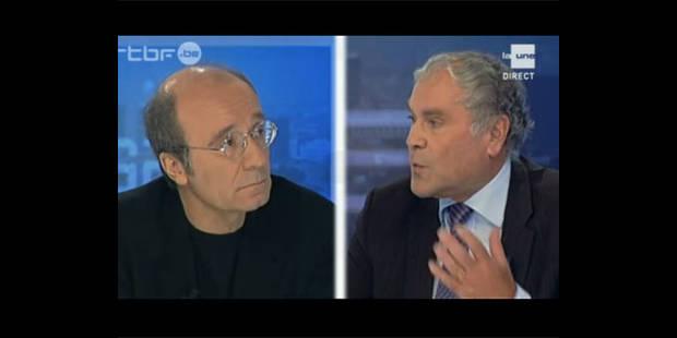 Gros clash entre Geluck et E. Van Rompuy (Vidéo) - La DH