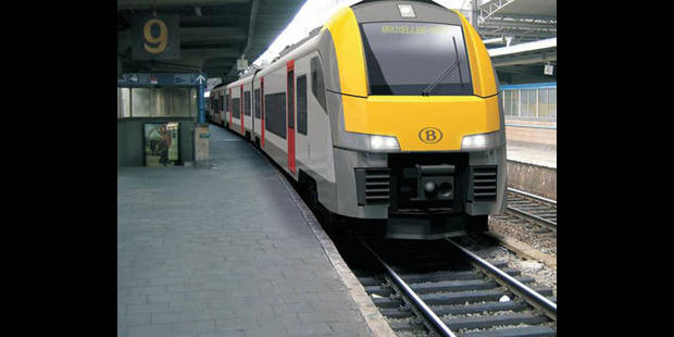 5 trains de plus vers Bruxelles, STIB, TEC, De Lijn au ralenti - La DH