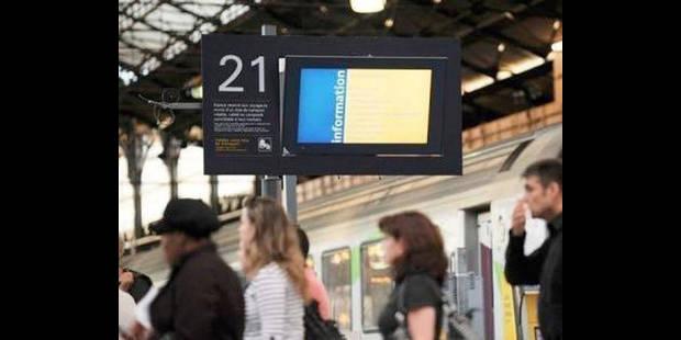 Alerte à la bombe levée dans une gare parisienne - La DH