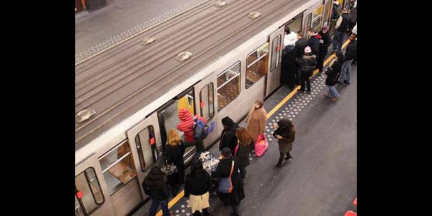 Traîné par le métro : dans le coma - La DH