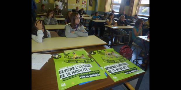 La Mobilité  expliquée aux élèves - La DH