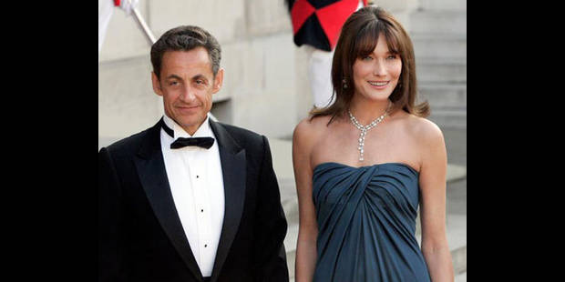 """Les médias iraniens traitent Carla Bruni-Sarkozy de """"prostituée"""" - La DH"""