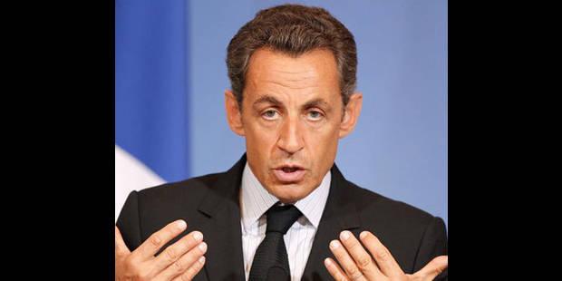 """Sarkozy """"inflexible"""" sur la déchéance de la nationalité - La DH"""