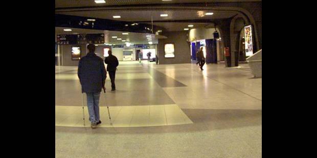 Guichets internationaux rouverts à la gare de Bruxelles-Midi - La DH