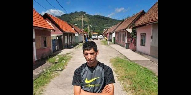 A Petrosani, ville minière, l'angoisse des Roms renvoyés de France - La DH
