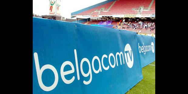 Succès des packs Belgacom au premier semestre - La DH