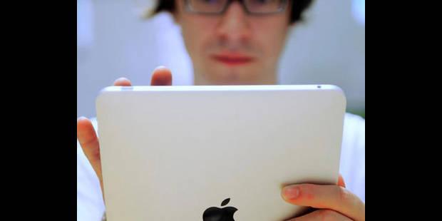 L'iPad est noir-jaune-rouge - La DH