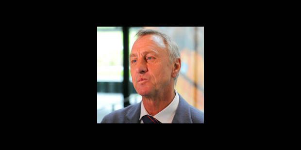 """Johan Cruyff critique durement le jeu """"sale"""" des Pays-Bas - La DH"""