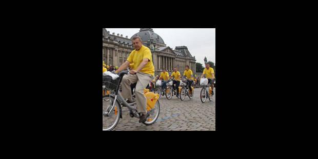Le Tour de France à Villo (VIDEO) - La DH