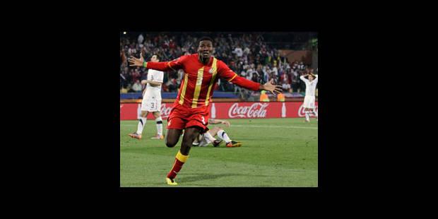 Le Ghana en quarts après prolongations - La DH