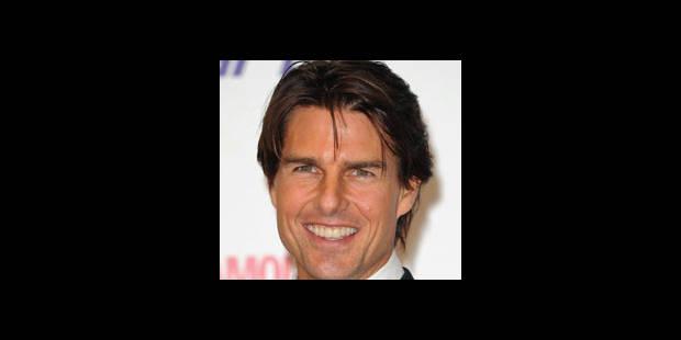 Tom Cruise en slip! - La DH