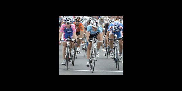 Les cyclistes respirent plus de particules fines que les autres - La DH