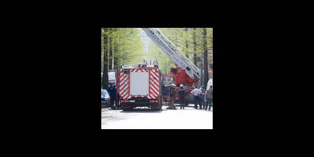Un blessé, 10 personnes intoxiquées dans un incendie à Anderlecht - La DH