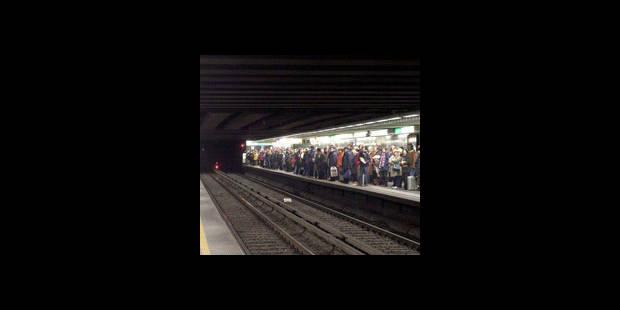 La qualité de l'air dans le métro bien plus mauvaise qu'en surface selon Test-achat - La DH