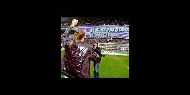 Nicolas Frutos: ?J'en ai pleuré à trois reprises? (VIDEO) - La DH
