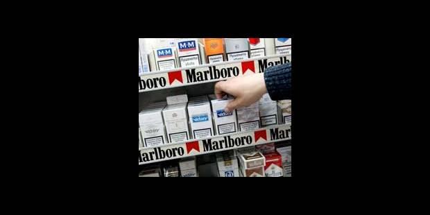 Baisse de 13% des ventes de cigarettes - La DH