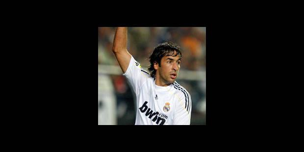 Real Madrid: saison terminée pour Raul - La DH