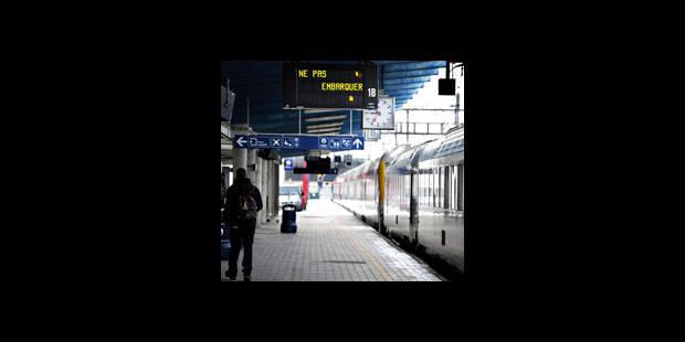 Une accompagnatrice de train agressée - La DH