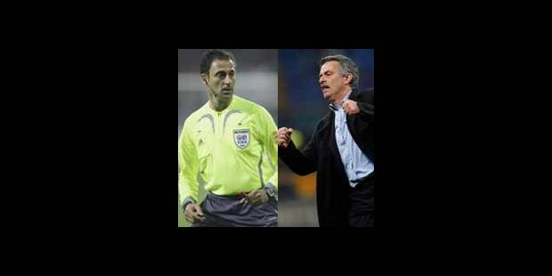 Benquerença trop proche de Mourinho? - La DH