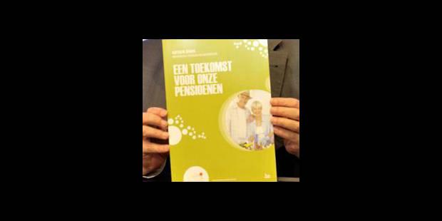 Le cdH veut transformer rapidement le livre vert en livre blanc - La DH