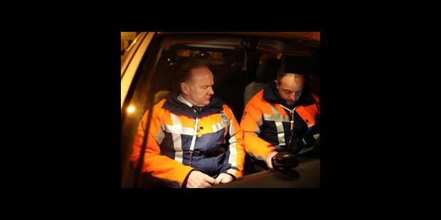 Une nuit avec? les policiers borains (VIDEO) - La DH
