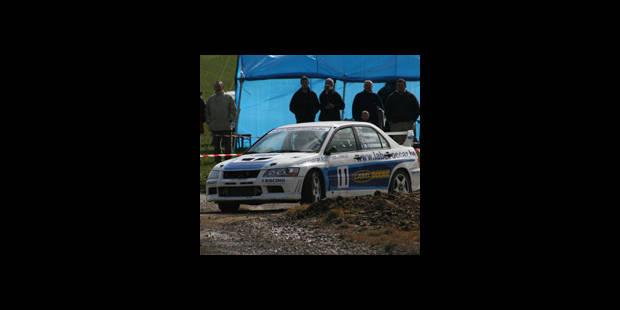 Accident au Rallye des Ardennes : 4 blessés graves - La DH