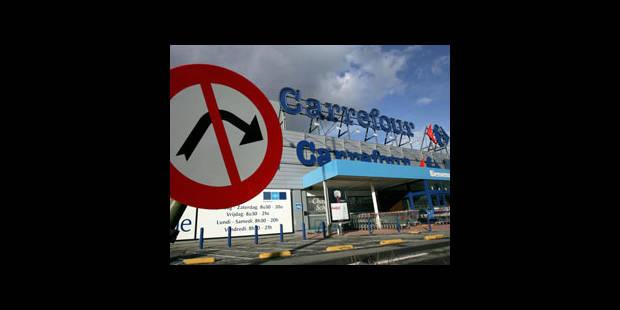 Fin 2008, Carrefour a voulu quitter la Belgique - La DH