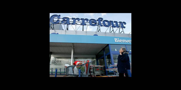 Carrefour: le mouvement de grève bien suivi - La DH