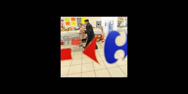 Le Carrefour de Jumet fermera - La DH