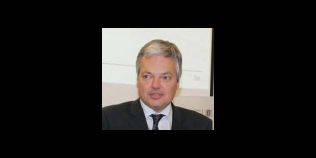 Didier Reynders invite la Suisse à lever son secret bancaire - La DH