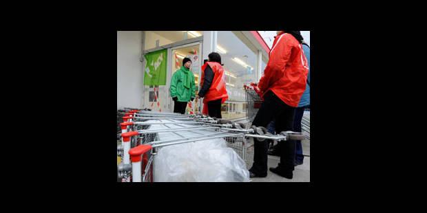 Carrefour: 57 magasins fermés vendredi, selon la direction - La DH