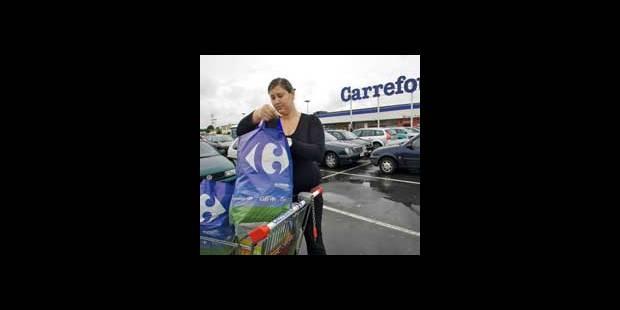 Carrefour va  trinquer - La DH