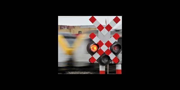 Un accident de trains évité de justesse vendredi - La DH