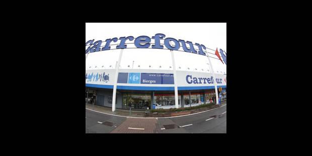 Carrefour: la CNE favorable à une grève générale jusque samedi inclus - La DH