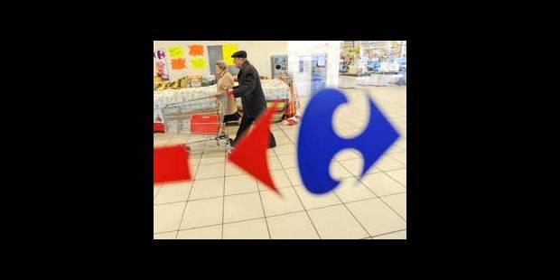 Carrefour: une grève générale samedi - La DH
