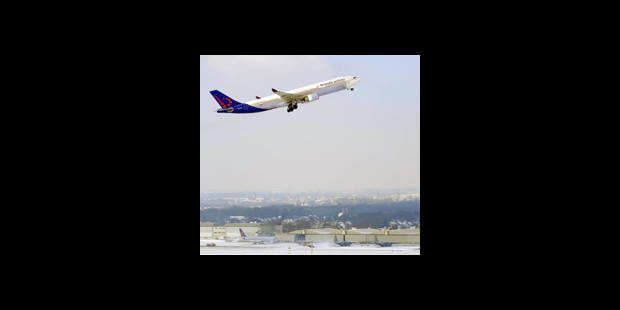 Brussels Airport : hausse du nombre de passagers en janvier - La DH